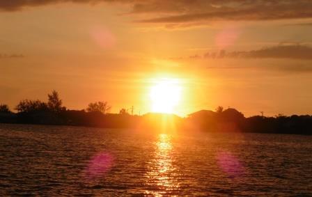 Sunset Utila 1