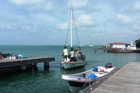 Town docks