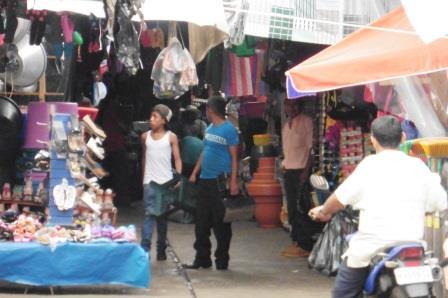 Into the local market