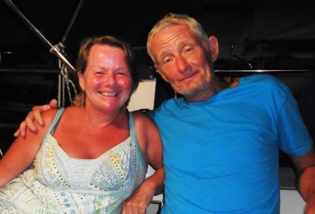 Philippa and Tim