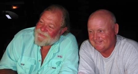 Richard and Charlie