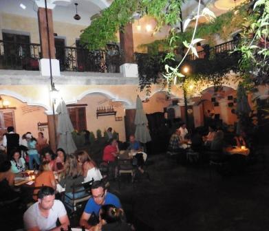 Dinner in Antigua 1
