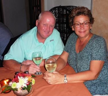 Dinner in Antigua 2