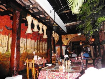 Dinner in Antigua 3