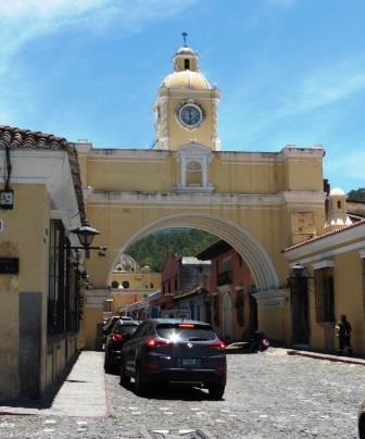 Famous arch