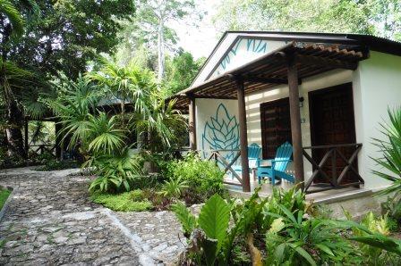 Lodge bungalows