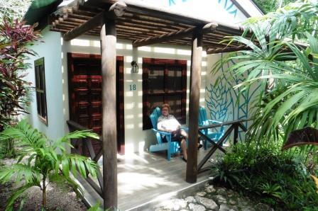 Tikal Lodge Room