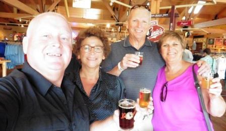Visit to Jacob Leinenkugel Brewing Company